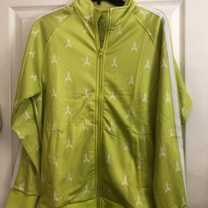 AUTHENTIC BRAND NEW JEFFREE STAR TRACK JACKET MED